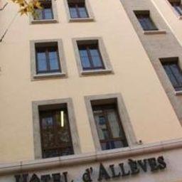 Hotel d'Allèves